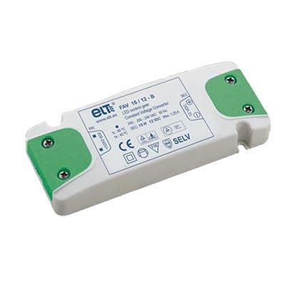 ELT LED захранвания - Трансформатори / драйвъри за LED ленти