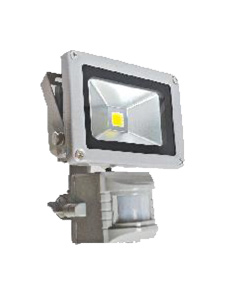 LED FLOODLIGHT WITH SENSOR 230V AC