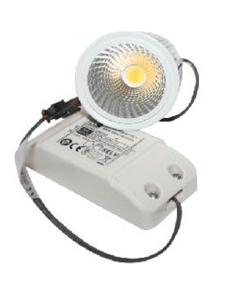 LED COB MODULE Ø50 33˚ 230V AC