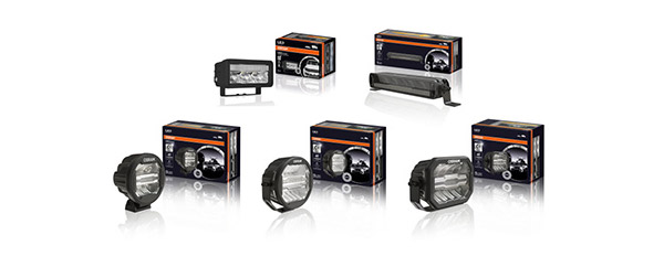 Off-road LED фарове